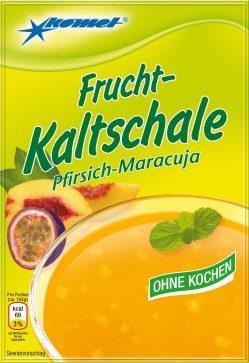 Komet Frucht-Kaltschale Pfirsich-Maracuja
