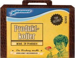 Komet Produktkoffer Geschenkkoffer