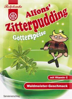 RP Alfons Zitterpudding Waldmeister
