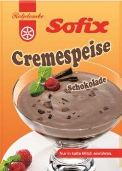 Sofix Cremespeise Schoko Kopie