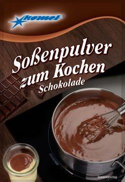 Komet Soßenpulver Schokolade